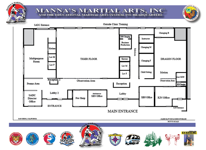 manna 39 s martial arts